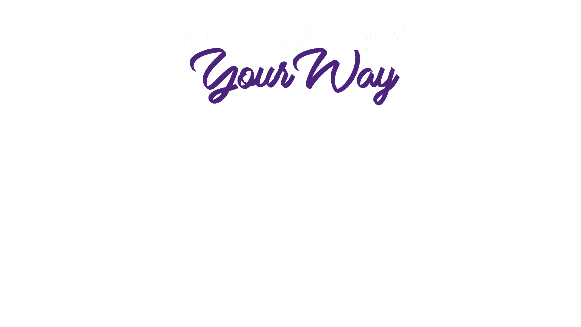 Media and blog logo